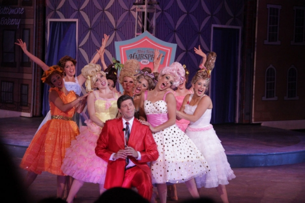 Photo Flash: First Look at Joline Mujica and More in Tuacahn's HAIRSPRAY