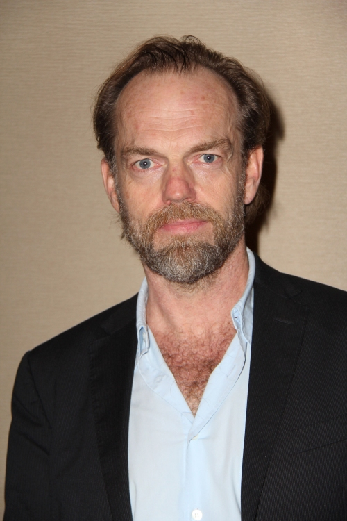 High Res Mandatory Credit: Photo by Carolyn Contino / BEImages (1071241v)Hugo Weaving'Uncle Vanya' play opening night, Sydney Theatre Company production, New York, America - 21 Jul 2012