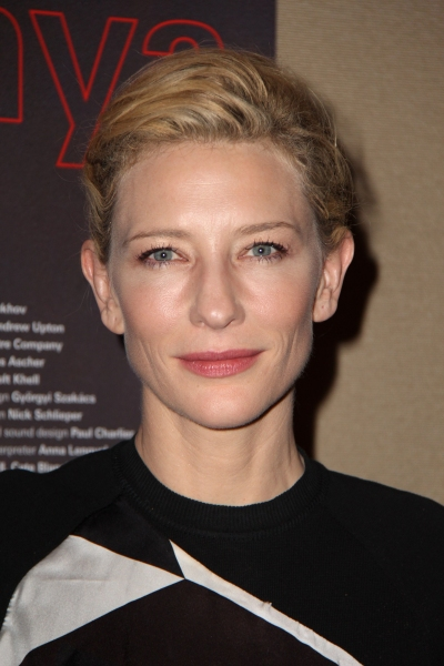 Cate Blanchett at Cate Blanchett, Sandy Gore and More at Opening Night of UNCLE VANYA at Lincoln Center Festival!