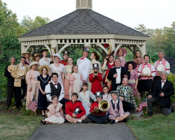 Photo Flash: First Look - Cast of BCP's THE MUSIC MAN