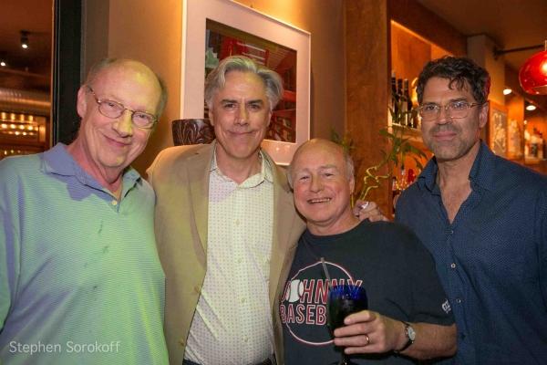 Jeff Steitzer, Jeff McCarthy, Jeff Brooks, Christopher Innvar