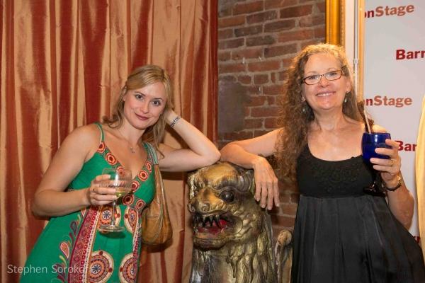 Rebecca Brooksher & Lizbeth Mackay