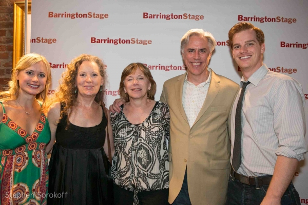 Rebecca Brooksher, Lizbeth Mackay, Juliane Boyd, Jeff McCarthy, Josh Clayton