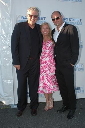 Murphy Davis, Tracy Mitchell and Chris Bauer