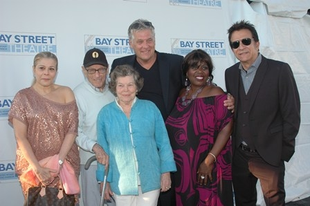 Roberta Wallach, Eli Wallach, Anne Jackson, Murphy Davis, Lillias White and Paul Levine