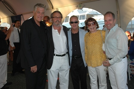 Murphy Davis, Nicholas Wentworth, Trevor Hardwich, J. Compton and Stephen Flaherty