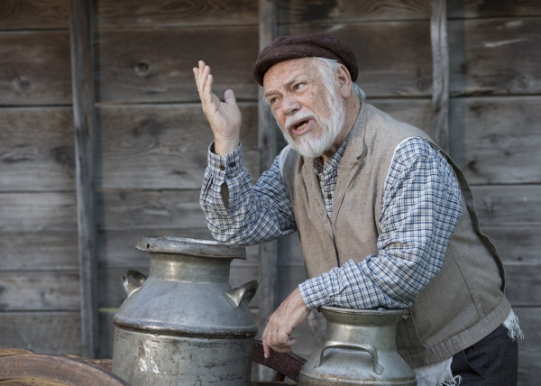 Photo Flash: First Look at FIDDLER ON THE ROOF at SCERA Shell Outdoor Theatre