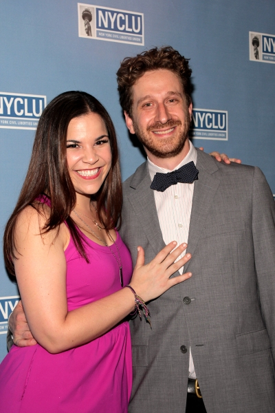 Photo Coverage: Nikki Renée Daniels, Lindsay Mendez, and More at NYCLU's BROADWAY STANDS UP FOR FREEDOM Concert