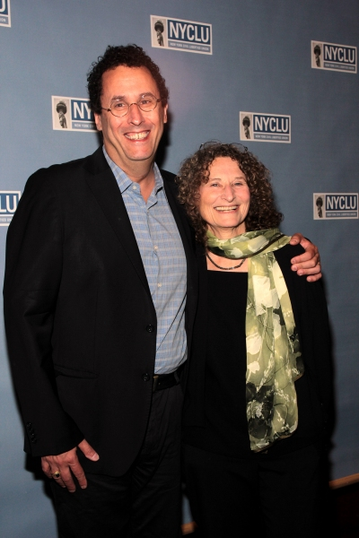 Tony Kushner, Donna Lieberman at