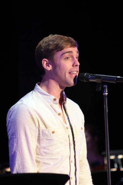 Nic Rouleau at Jennifer Damiano, Jessica Phillips, Eric Michael Krop, Perform at NYMF's CUTTING-EDGE COMPOSERS III