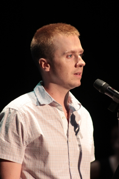Steven Booth at Jennifer Damiano, Jessica Phillips, Eric Michael Krop, Perform at NYMF's CUTTING-EDGE COMPOSERS III