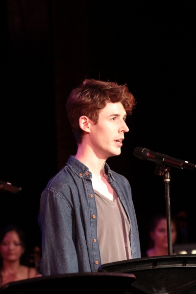 Blake Daniel at Jennifer Damiano, Jessica Phillips, Eric Michael Krop, Perform at NYMF's CUTTING-EDGE COMPOSERS III