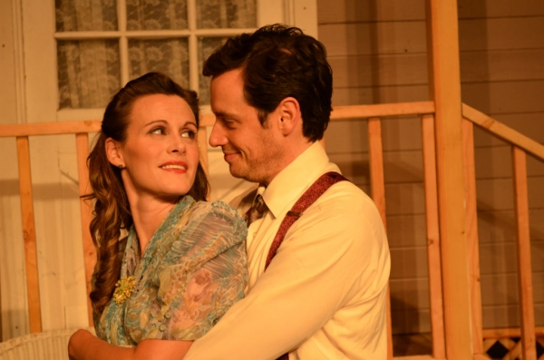 Photo Flash: First Look at Patrick Cavanaugh and More in Dreamhouse Theatre's ALL MY SONS