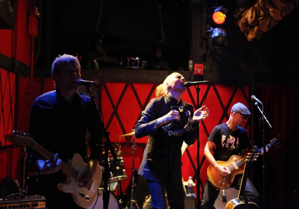 Exclusive Photo Coverage: Tony Vincent Brings Solo Concert to Rockwood Music Hall!