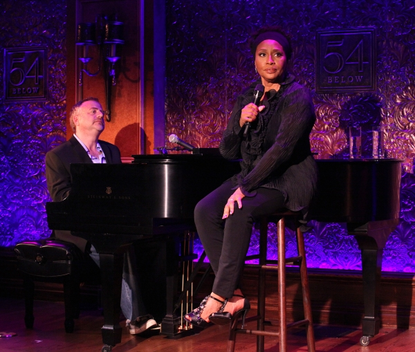 Photo Coverage: Jenifer Lewis & Marc Shaiman Play 54 Below