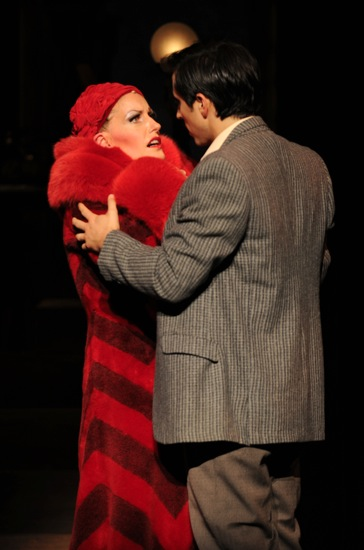 Photo Flash: First Look at Liz Callaway, Walter Charles & More in Pittsburgh CLO's SUNSET BOULEVARD, Opening Tonight