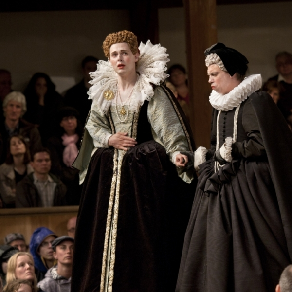 Photo Flash: First Look at Mark Rylance and More in the Globe's RICHARD III