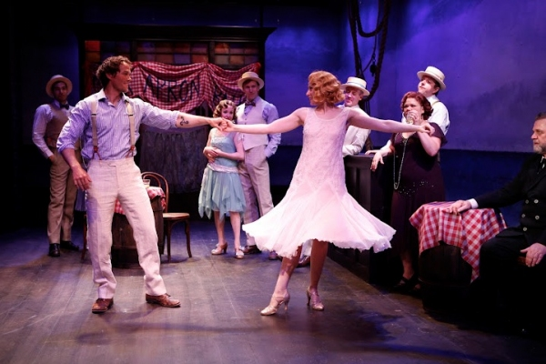 Photo Flash: First Look at Irish Rep's NEW GIRL IN TOWN, Opening July 26