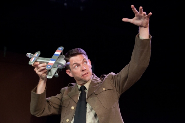 Photo Flash: Timothy Williams and Philip King in Mad Cow's BILLY BISHOP GOES TO WAR