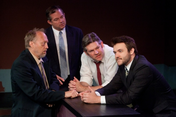 Photo Flash: First Look at Mad Cow's TWELVE ANGRY MEN