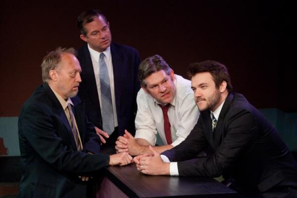 Terry Olson, T. Robert Pigott, Philip Nolen, David Shipman Photo