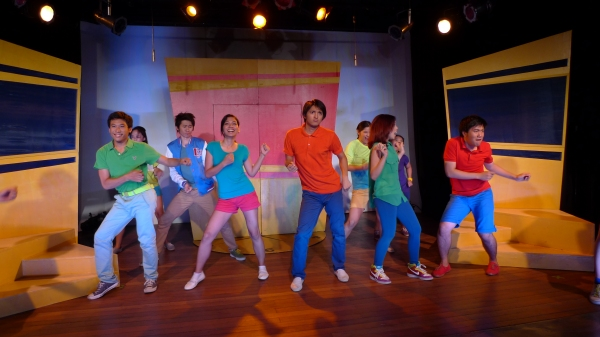 Photo Flash: Blue Repertory's 13: THE MUSICAL Sneak Peek