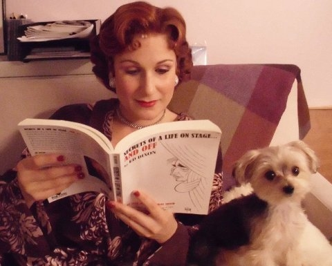 Photo Flash: Stephanie J. Block, Julia Murney & More Pose with Ed Dixon's SECRETS OF A LIFE ON STAGE...AND OFF