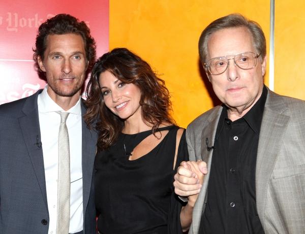 Matthew McConaughey, Gina Gershon & William Friekin