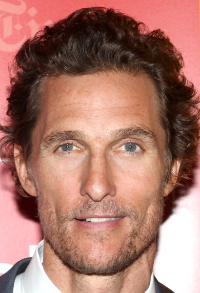 Matthew McConaughey at William Friedkin, Matthew McConaughey and Gina Gershon Visit TIMESTALKS: STAGE TO SCREEN