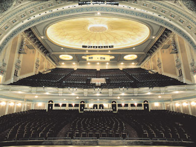 Regional Theater of The Week: The Morris Performing Arts Center in South Bend