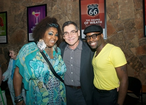 Photo Flash: SMOKEY JOE'S CAFE Opening Night Celebration