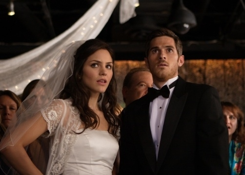 Photo Flash: First Look - Katharine McPhee in YOU MAY NOT KISS THE BRIDE