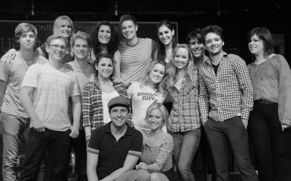 Photos: Brittany Snow Visits Hayworth Theatre's SPRING AWAKENING