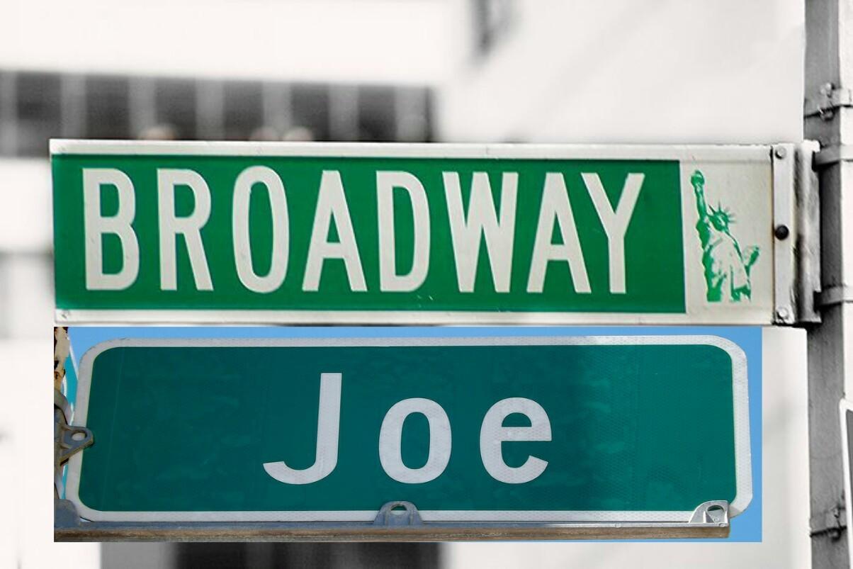 BroadwayWorld Broadway Joe
