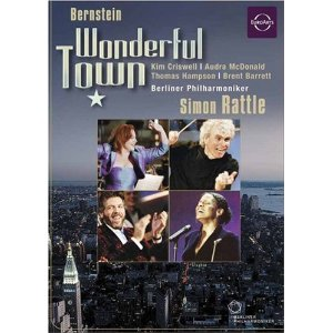Bernstein - Wonderful Town Video
