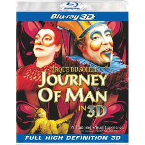 Cirque du Soleil: Journey of Man Video