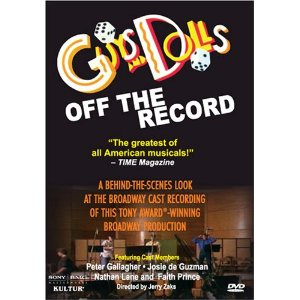 Guys & Dolls - Off the Record Video