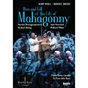 Rise and Fall of the City of Mahagonny  Video