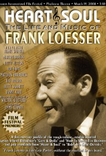 Heart & Soul: The Life and Music of Frank Loesser Video