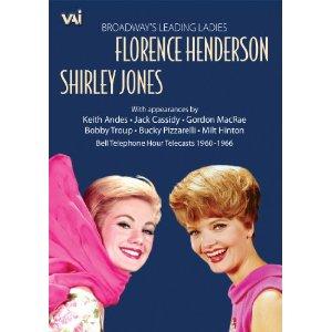 Broadway's Leading Ladies: Shirley Jones & Florence Henderson Video