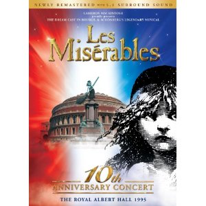 Les Miserables: 10th Anniversary Dream Cast (Special Edition) Video