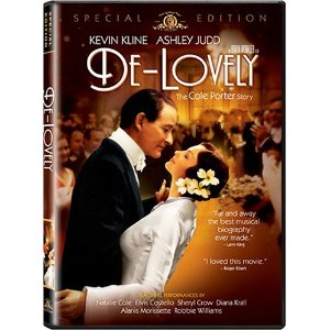 De-Lovely: The Cole Porter Story Video