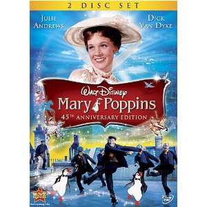 Mary Poppins - 45th Anniversary Special Edition Video