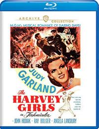 The Harvey Girls Cover