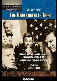 The Andersonville Trial Cover