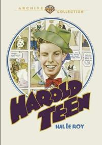 Harold Teen Cover
