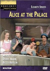 Alice at the Palace Cover
