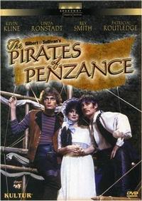 Gilbert & Sullivan: The Pirates of Penzance  Cover