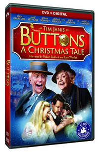 Buttons: A Christmas Tale Cover