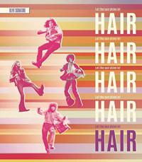 Hair Blu-ray Cover